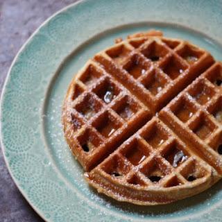 Butternut Squash Waffles.