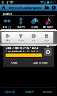 Video Toolbox editor- screenshot thumbnail