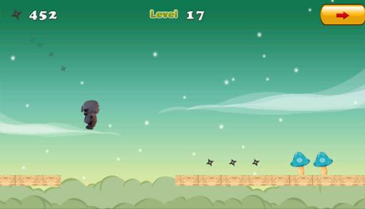 【免費街機App】Subway Ninja Jump 'n' Run-APP點子