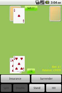 玩紙牌App|酷黑傑克免費|APP試玩
