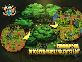 Screenshot of Legion Mania