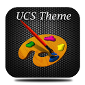 UCS Elegance Orange Theme icon