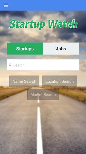 Startup Watch