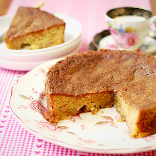 Apple Maple Syrup Cake Recipes.