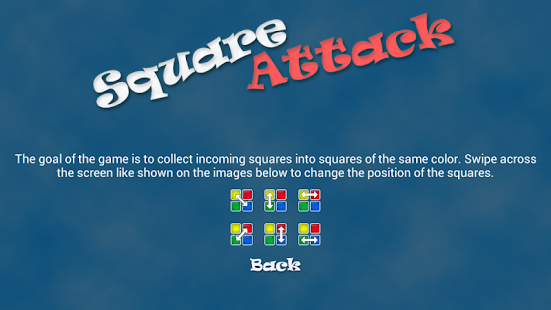 Square Attack - screenshot thumbnail