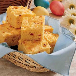 Sour Cream Corn Bread.