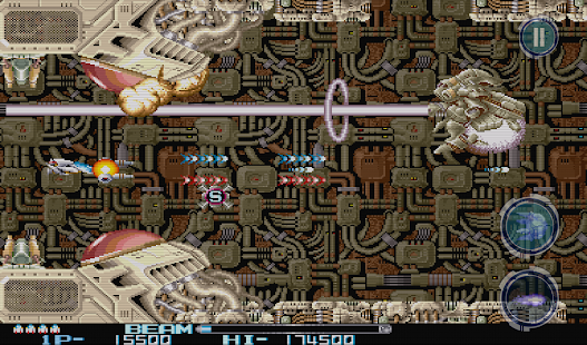 R-TYPE II- screenshot thumbnail