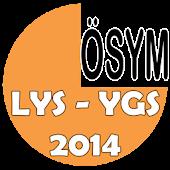 YGS Puan Hesaplama 2014