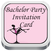 Bachelor Party InvitationCards