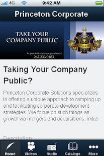 Taking Your Company Public - screenshot thumbnail