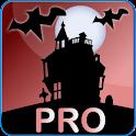 Spooky Hangman + logo