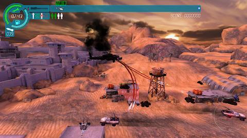 Choplifter HD Screenshot 3