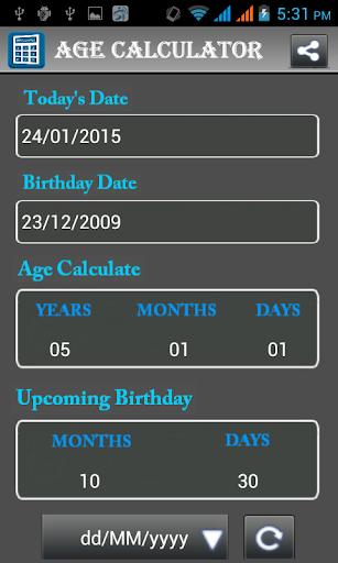 Download Age Calculator Google Play softwares - aR4wyGqM5VE2