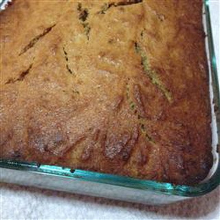 Banana Sweet Potato Cake