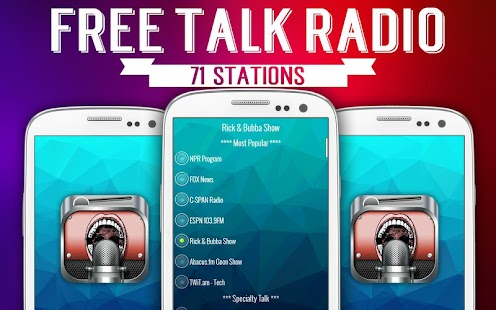 Free Talk Radio- screenshot thumbnail