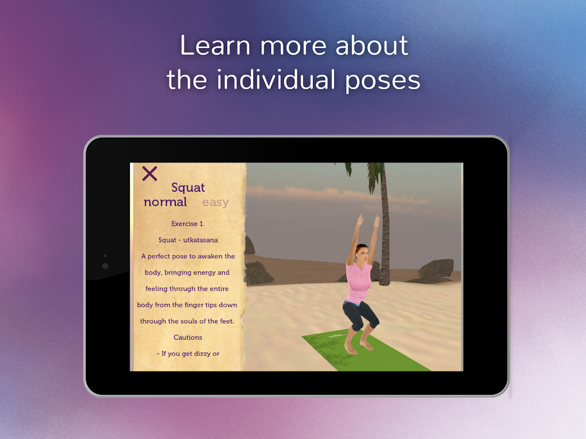 Core Yoga- screenshot