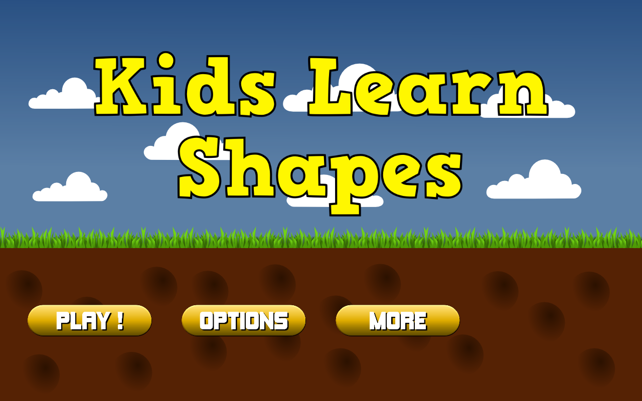 Kids Learn to Match Shapes - screenshot