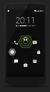 Xen Green CM11 Theme v2.1