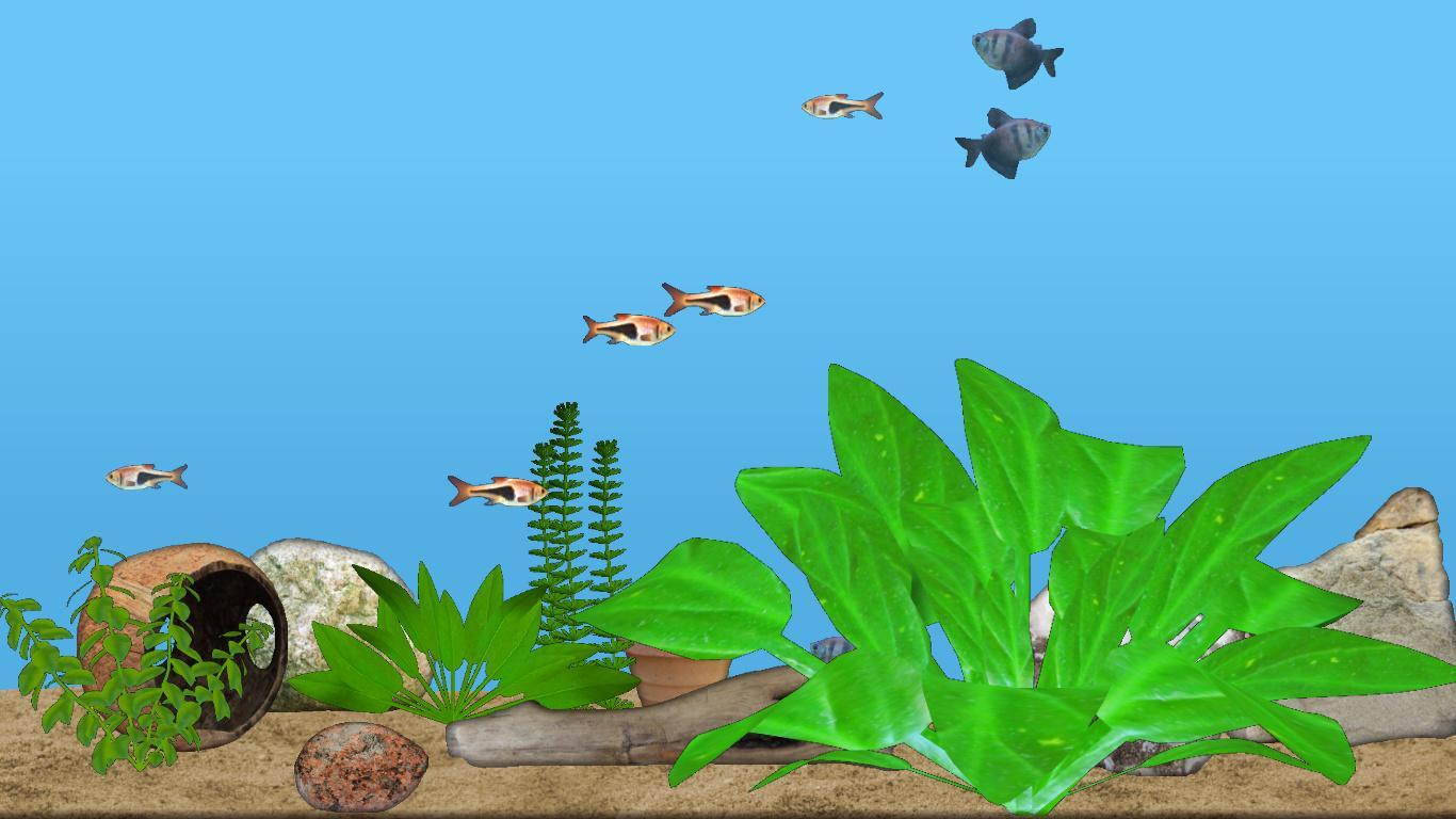 Freshwater aquarium fish games - Aquarium Fish Screenshot