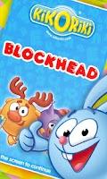 Screenshot of Kikoriki. Blockhead