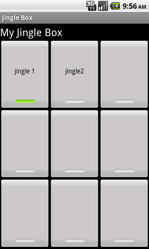 Jingle Box - screenshot