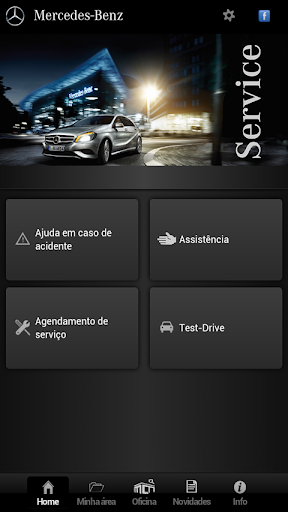 Mercedes-Benz Serviço