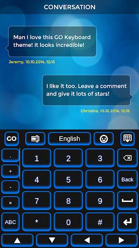 無料个人化AppのBlue Keyboard|記事Game