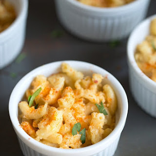 Homemade Mac and Cheese with Chipotle Gouda and Brown Ale