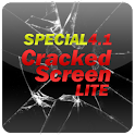 Cracked! Theme GO Launcher EX logo