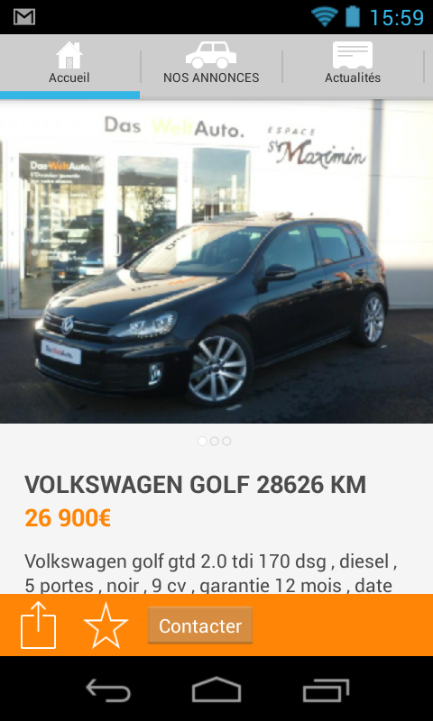 volkswagen espace st maximin android apps on google play. Black Bedroom Furniture Sets. Home Design Ideas