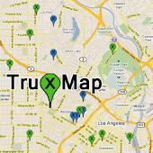 Live Food Trucks Map - TruxMap