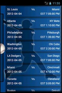 MLB Predictor - screenshot thumbnail