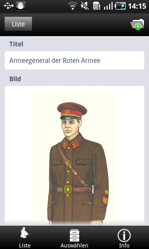 1000 Uniformen aus aller Welt- screenshot