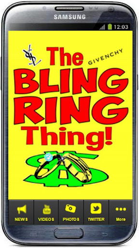 THE BLING RING THING