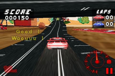 eXtremeSlotRacing Free - screenshot