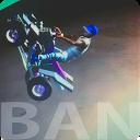 Big Air Nitro motorcycle