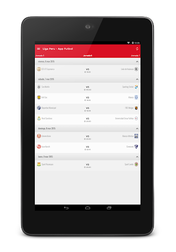 玩免費運動APP|下載Fútbol Peru - App Futbol app不用錢|硬是要APP