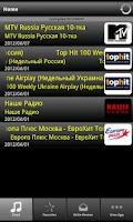 Screenshot of Russia Hits!(Free)