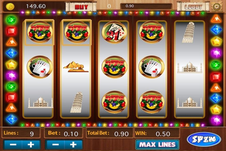 HangOver Las Vegas Slot HD - screenshot