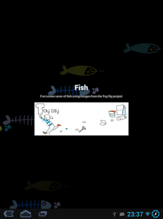 Fish Screensaver