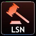 LSN – Ley de Seguridad Naciona logo