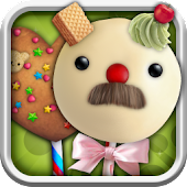 App Cake Pop Maker Cooking game version 2015 APK