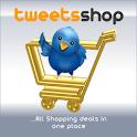 Tweetsshop logo