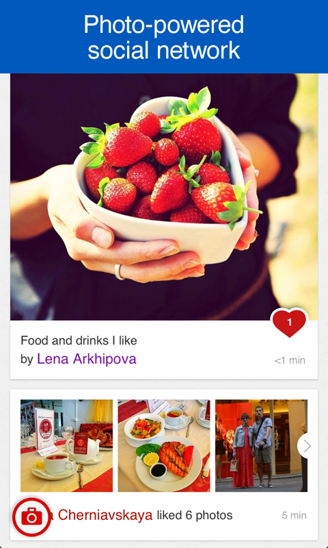 We Heart Pics- screenshot
