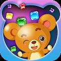小熊彩糖之梦 icon
