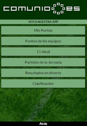 Comunio ES Liga BBVA App