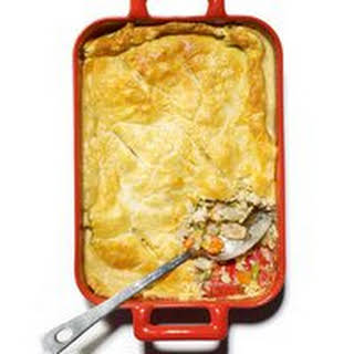 Chicken Potpie.