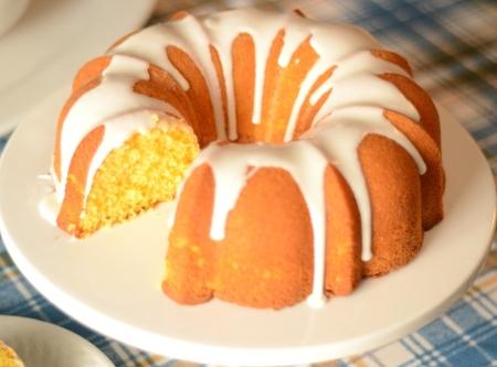 Three Ingredient Cake
