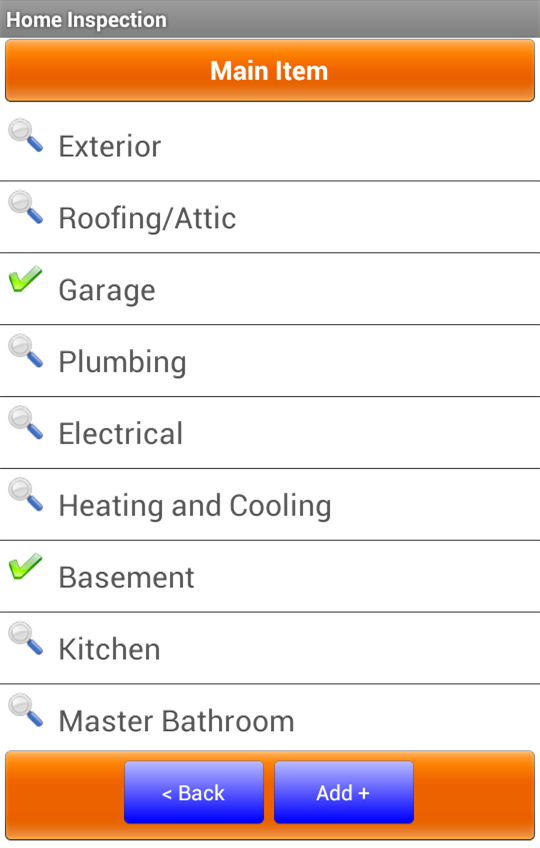 Home Inspection Checklist Android Apps On Google Play