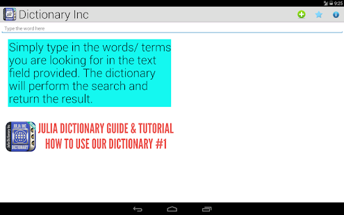 Download Merriam-Webster Dictionary 1.3 (Free) for Android